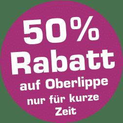 Beautypark-Limburg-Dauerhafte Haarentfernung 50% Rabatt